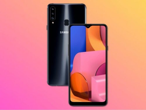 Samsung Galaxy A20s: anunciadas todas sus características