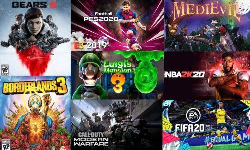 Los videojuegos más esperados de 2019 y 2020 (parte 1)