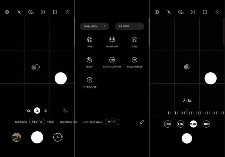 Samsung Galaxy S10 OneUI 2.0 Android 10 novedades