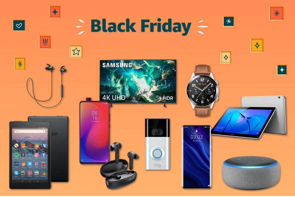 Ofertas del Black Friday Amazon España