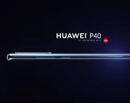 Huawei P40 Pro comienza a filtrarse con grandes características