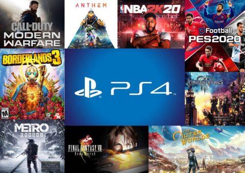Los mejores juegos de PS4 en ofertas en estas navidades