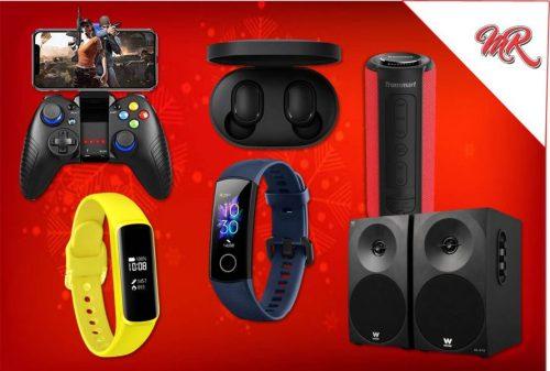 Mejores regalos de navidad en tecnología por menos de 70€