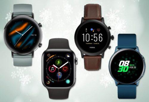 Regala los mejores smartwatches durante estas fiestas navideñas