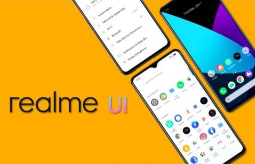 La capa Realme UI es la nueva interfaz de la marca y llegará en estas fechas