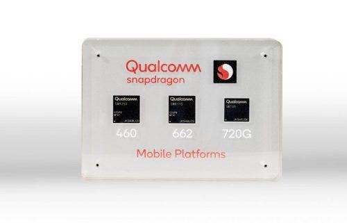 Nuevos chip Qualcomm Snapdragon 720G, 662 y 460: conoce sus características