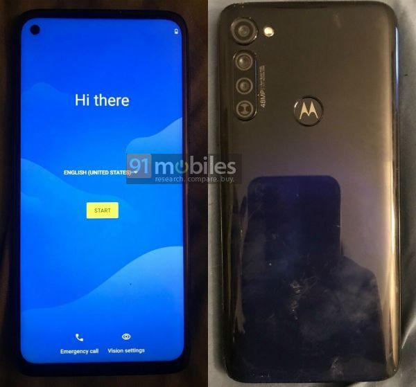 Motorola Moto G Stylus características