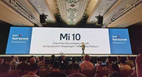 El nuevo Xiaomi Mi 10 llegará al mercado este primer trimestre de 2020