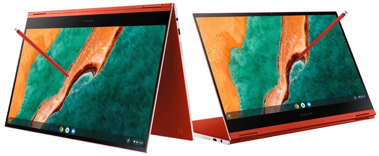 Portátil Samsung Galaxy Chromebook especificaciones