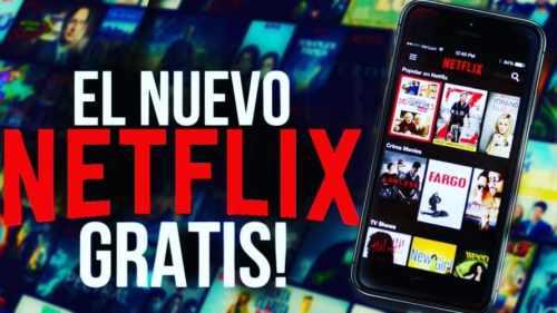Netflix gratis en 2020