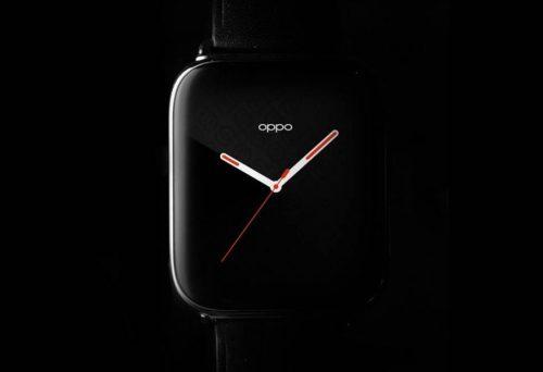 El nuevo smartwatch de Oppo se prepara para enfrentar al Apple Watch
