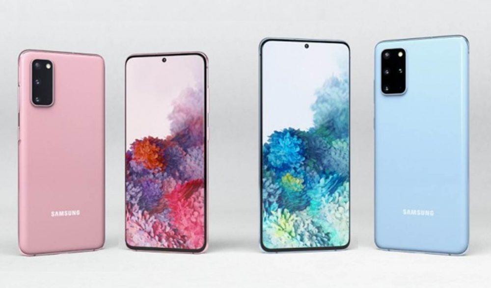 Samsung Galaxy S20 características y precio