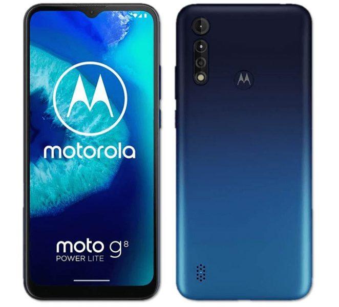 Motorola Moto G8 Power Lite características