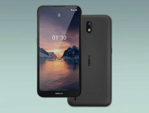 Nokia 1.3 ya disponible en España por menos de 80€