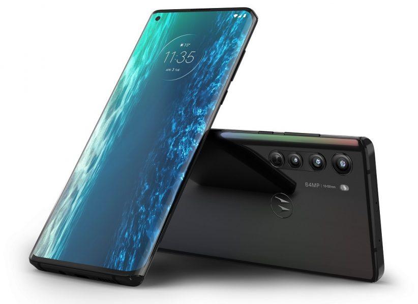 Nuevo Motorola Edge Edge+ características