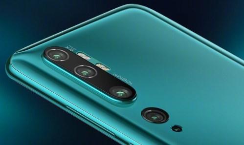 Xiaomi podría traer una cámara de 144MP con el Mi 10S Pro