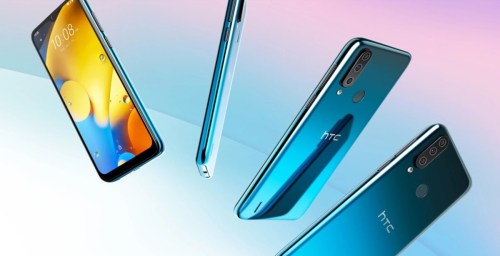 HTC Desire 20 Pro seria el próximo dispositivo de la firma taiwanesa