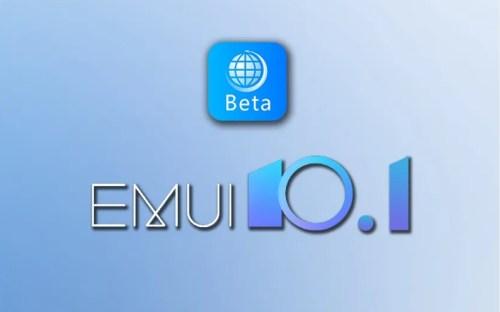 Actualización EMUI 10.1 Beta llega a nuevos móviles Huawei y Honor