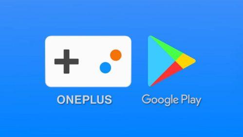 La app OnePlus Game Space se muda a Play Store con juegos instantáneos
