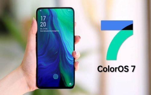 Oppo revela fechas de actualización de ColorOS 7 en España