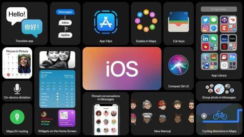 Cinco principales características de iOS 14 tras su presentación