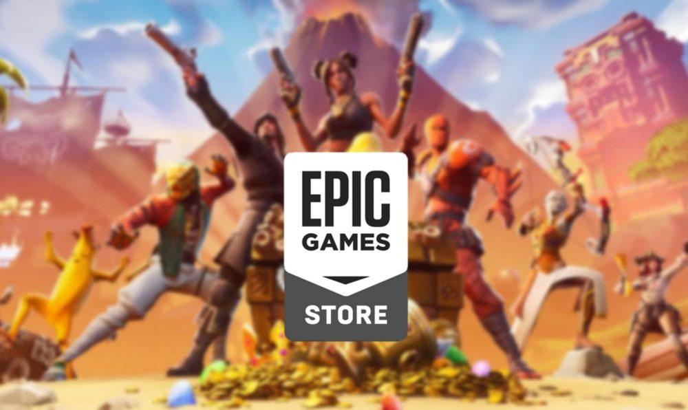 Epic Games tienda de juegos en Android iOS