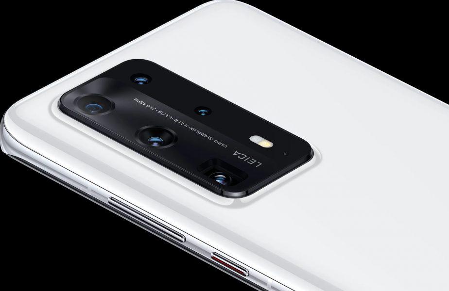 Huawei P40 Pro+ Plus en España, cámaras