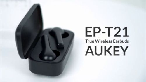 Auriculares bluetooth Aukey EP-T21S