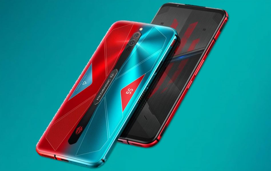 Características del Nubia Red Magic 5S y precios