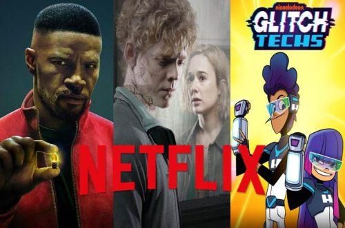 Todos los estrenos de Netflix para agosto de 2020