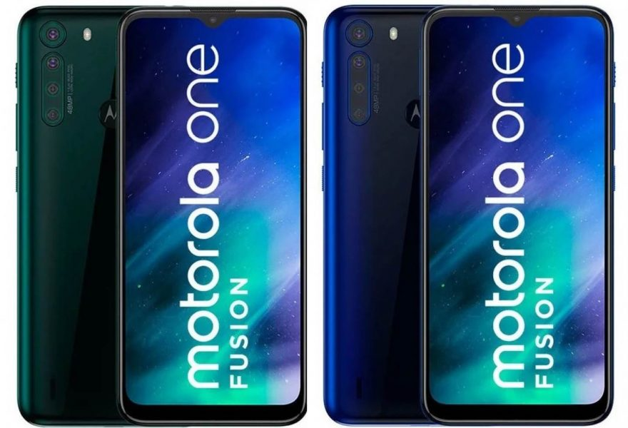 Móvil Motorola One Fusion, especificaciones y precios