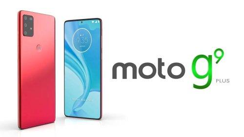 Motorola Moto G9 Plus a la vista, esto es lo que sabemos