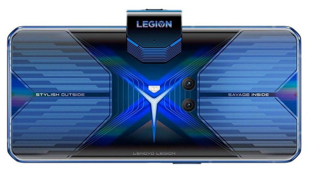 Teléfono Leonovo Legion Phone Duel, especificaciones y precio