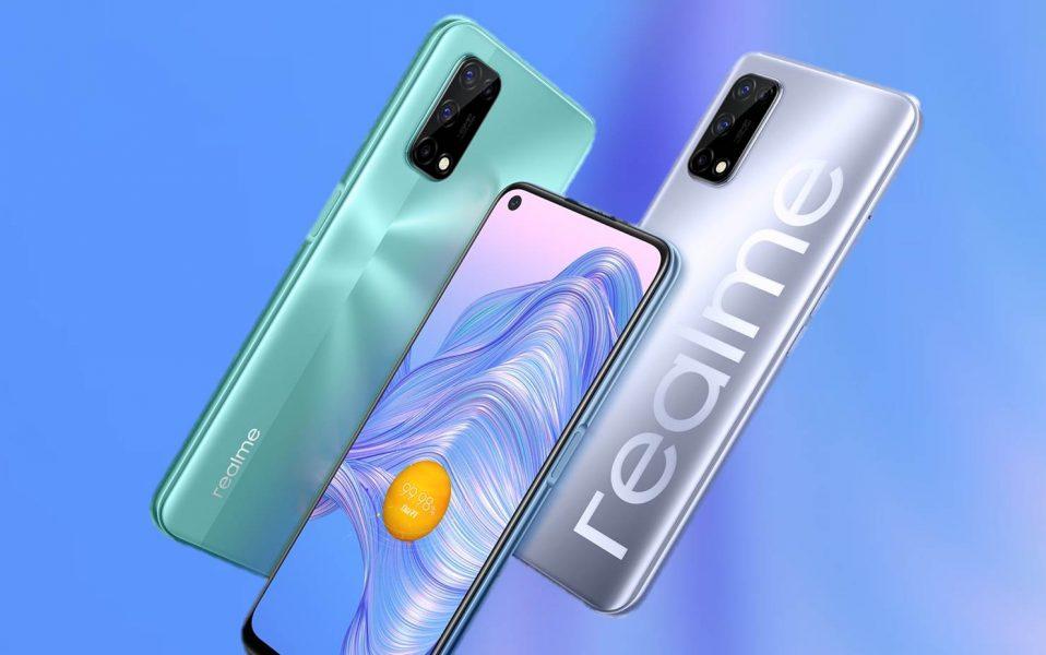 Móvil Realme V5 5G, características y precios