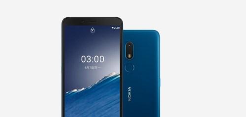Nokia C3: uno de los más modestos de la firma finlandesa