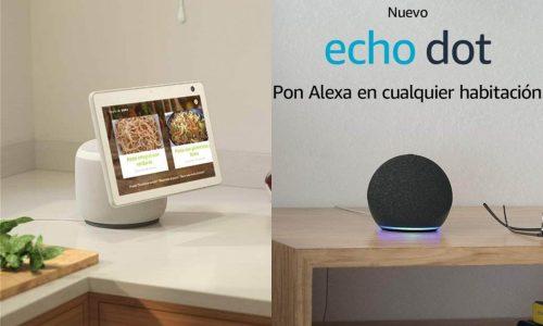 Amazon trae los nuevos Echo, Echo Dot y Echo Show 10 (2020): características y precios