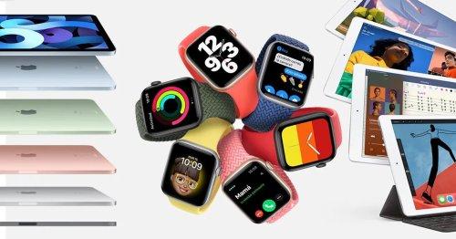 Evento de Apple: Nuevo Apple Watch SE, iPad Air 2020 y mucho más