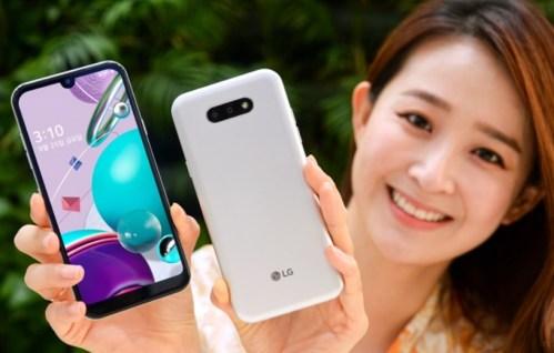 LG Q31 un dispositivo de gama baja ultrarresistente