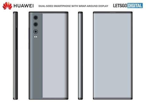 Móvil Alpha de Huawei