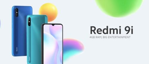 Redmi 9i el dispositivo más modesto de Xiaomi sube de nivel
