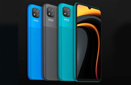 Características del POCO C3: el nuevo móvil más asequible de la compañía