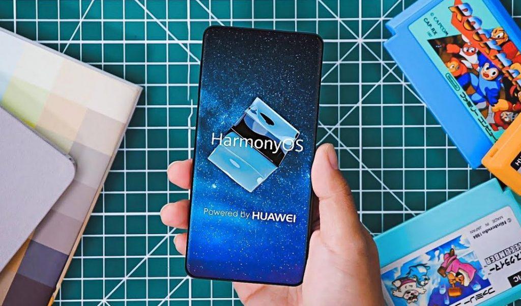 Huawei P50 con Harmony OS