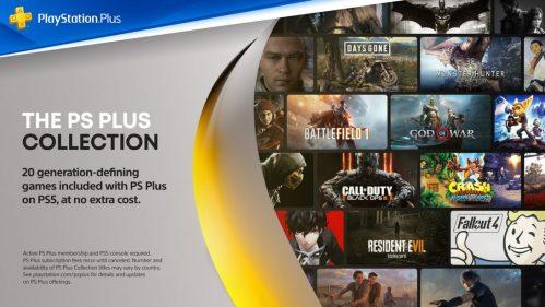 Los 20 juegos gratuitos de PlayStation Plus Collection que traerá la PS5