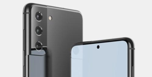 ¡Grandes cambios! Primer render de los Samsung Galaxy S21 Series