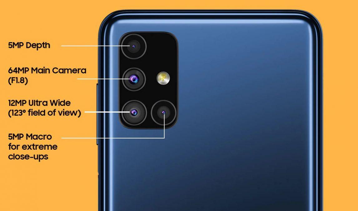 Samsung Galaxy M51 en España, características y precio