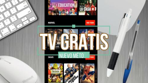 Nuevo método para VER TV GRATIS en 2020