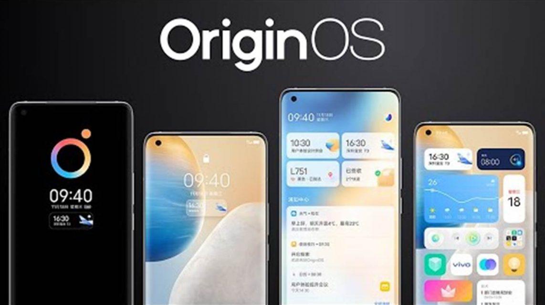 Características y diseño de Origin OS en móviles Vivo