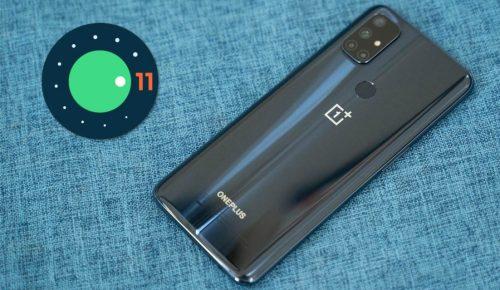 Los OnePlus Nord N10 5G y N100 llegarán hasta Android 11 ¿aceptable?