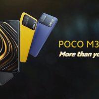 Poco M3 es oficial: Un móvil con gran diseño, y enorme autonomía