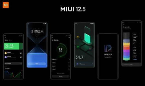 Actualización a MIUI 12.5: móviles que actualizarán y sus fechas